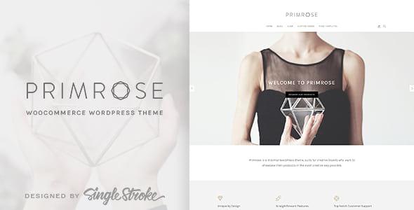 Primrose : Thème WordPress très in !