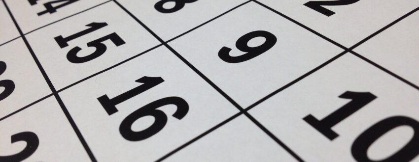 Afficher un message - Comparer deux dates - WordPress